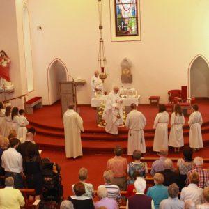 Fr Harry's Jubilee 8th June 2013