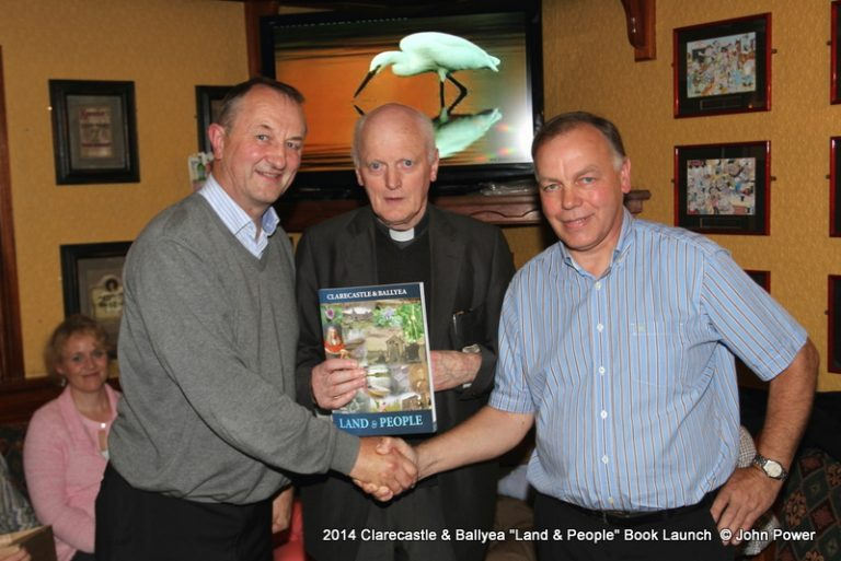 Book Launch, Clarecastle & Ballyea: Land & People - 28/08/2014