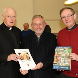 Presentation to Bishop Kieran