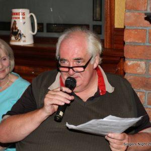Clarecastle Singers Night 2014