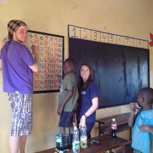 Clarecastle – Zambia: Laura Bergin