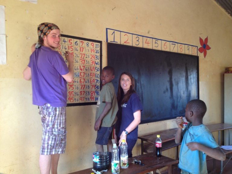 Clarecastle - Zambia: Laura Bergin