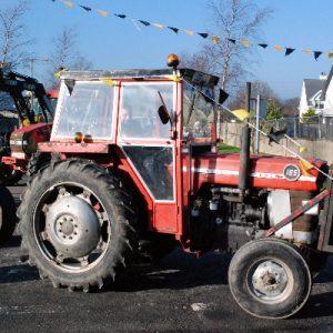 Ballyea Tractor Run 2017