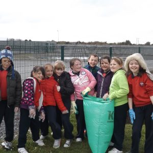 Clarecastle National School – Support Spring Clean Week