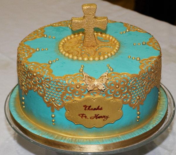 Celebrating Fr Harry's Ministry Jan 2015