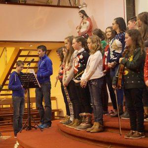 Christmas Carols 2014 – Youth Concert