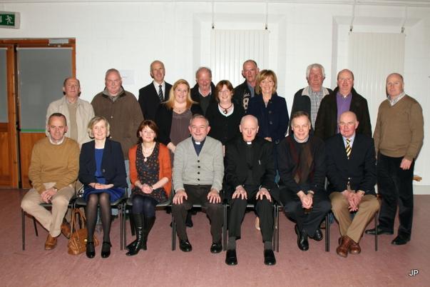 Launch of this Parish Website - March 2013