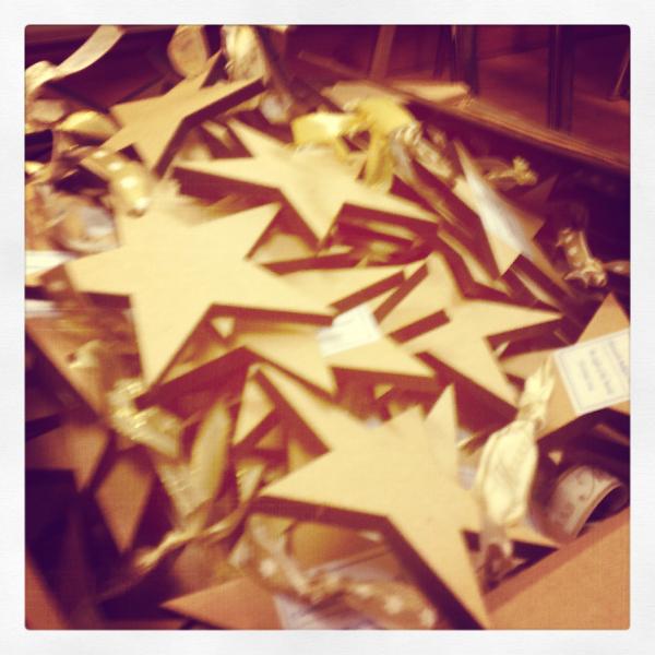 Christmas Stars 2014