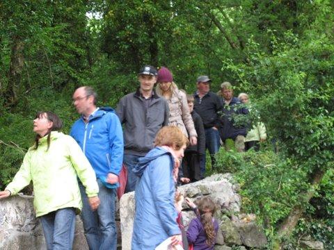 St John's Well & Pilgrim Walk, June 22nd 2013