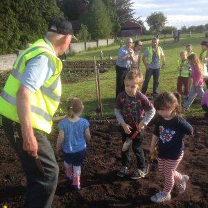 Clarecastle Community Garden