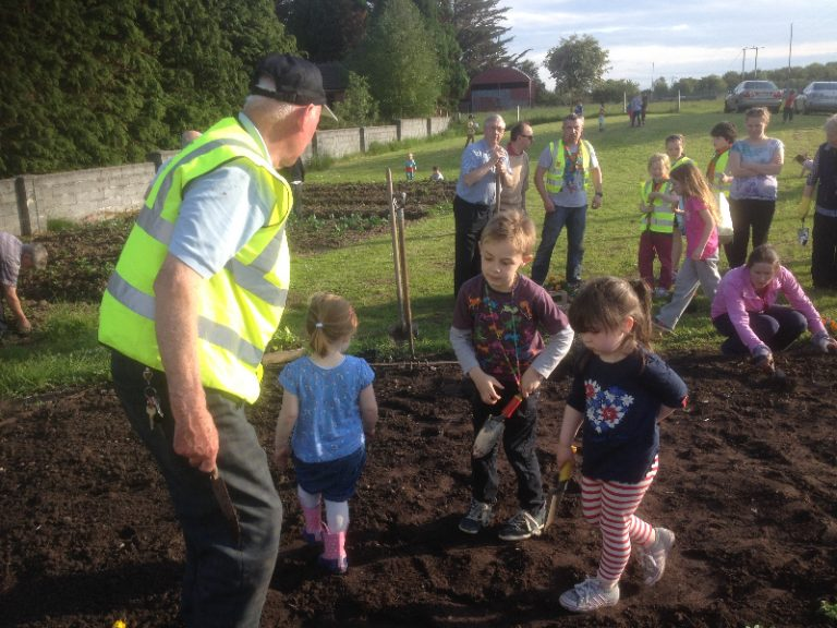 Clarecastle Community Garden