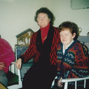 Some Members of Advent / Lenten Home Prayer Group in 1990's