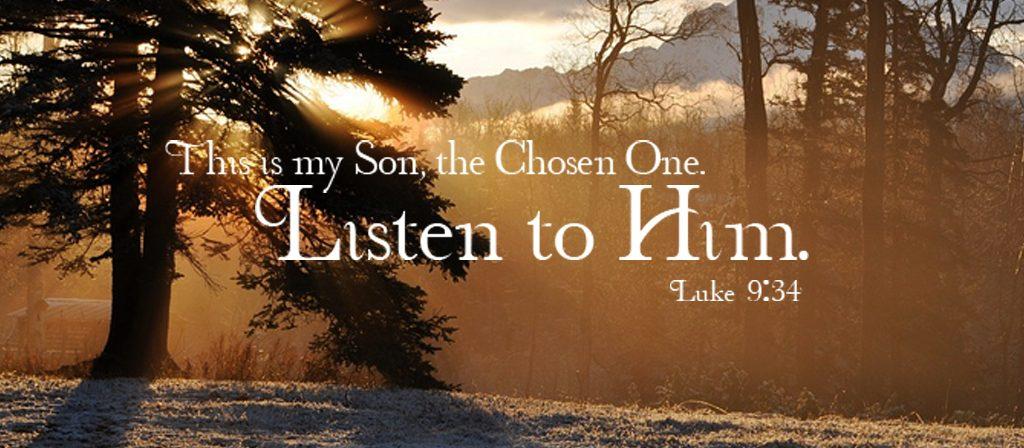2nd Sunday of Lent